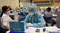 Khoảng 10.000 người tiêm mỗi ngày tại điểm tiêm vaccine Covid-19 lớn nhất TP.HCM