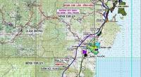 Cao tốc Cam Lâm - Vĩnh Hảo: Vì sao chưa ký hợp đồng PPP?