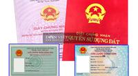 Thủ tục cập nhật số thẻ căn cước công dân gắn chip thay CMND vào sổ đỏ