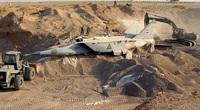 Giải mã vụ Iraq chôn giấu 800 máy bay chiến đấu trong sa mạc