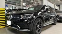 Mercedes GLC 300 AMG 2021 chạy 40km, bán lại giá khó tin