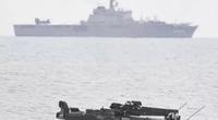 Tàu gián điệp Trung Quốc bị phát hiện lén lút làm diều này trong vùng biển Australia