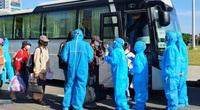 Đà Nẵng: Hơn 600 người về từ TP.HCM được miễn phí cách ly tại khách sạn