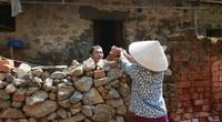 """ẢNH: Những """"pháo đài"""" đá ở Khuổi Ky"""