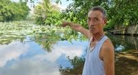 """Ninh Bình: Mang tiếng là dân thành phố mà xưa nay người ở đây chưa biết đến """"mùi"""" nước sạch"""