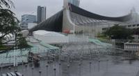 Nhật Bản: Đồng hồ đếm ngược thời gian trong cảnh vắng lặng khác thường trước thềm Olympics Tokyo 2020