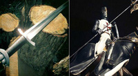 Bí ẩn kim khí huyền thoại thời Trung cổ có thể chém đứt sợi tóc trên không trung