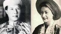 Chuyện cưới xin ít biết của Bảo Đại và Nam Phương Hoàng hậu
