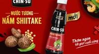 Ra mắt nước tương CHIN-SU nấm Shiitake có nguồn gốc từ Nhật Bản: Say lòng tín đồ ẩm thực