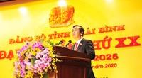 Chân dung người vừa được phê chuẩn làm Trưởng đoàn ĐBQH khóa XV tỉnh Thái Bình
