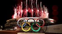 CHÙM ẢNH: Rực rỡ lễ khai mạc Olympic 2020