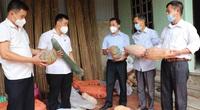 Hội Nông dân Bắc Giang ủng hộ lương thực thực phẩm cho TP.HCM chống dịch