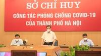 """Chủ tịch Hà Nội: """"Yêu cầu người dân không ra khỏi nhà nếu không vì mục đích thiết yếu, xử phạt nghiêm vi phạm"""""""