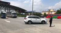 Công bố lộ trình các tuyến đường tránh đi qua Hà Nội cho phương tiện giao thông