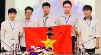 """Học sinh Việt Nam giành """"mưa"""" huy chương Olympic quốc tế các môn 2021, nhiều huy chương vàng"""