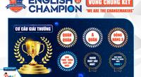 English Champion 2021: Tranh biện đối kháng trực tuyến tại Vòng Chung kết