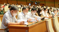 Kỳ họp Quốc hội kết thúc sớm hơn 3 ngày để tập trung cao độ cho chống dịch Covid-19