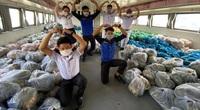 TP.HCM: Tiếp nhận 25 tấn rau củ quả hỗ trợ người dân bị cách ly vì dịch Covid-19