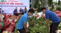 Tuổi trẻ vùng cao biên giới Kon Tum ủng hộ hàng chục tấn nhu yêu phẩm cho TP. HCM