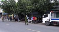 Đồng Nai ra quân tăng cường xử lý người vi phạm giãn cách, phong toả