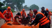 Mưa lớn ở Ấn Độ gây lũ lụt, lở đất, ít nhất 125 người thiệt mạng