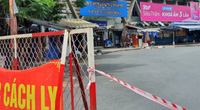 TP.HCM: Nhiều chợ, siêu thị vừa bán trở lại, phải tiếp tục đóng vì Covid-19