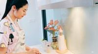 Hoa hậu Jennifer Phạm, Ngọc Hân vào bếp nấu cháo gà, cơm rang cho y, bác sĩ tuyến đầu