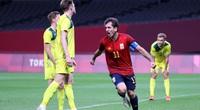 Kết quả bóng đá nam Olympic Tokyo 2020: Tây Ban Nha nhọc nhằn vượt qua Australia