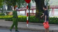 Hà Nội: Ra ngoài không cần thiết bị xử phạt 3 triệu, các hành vi vi phạm khác bị phạt tối đa 200 triệu đồng