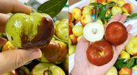 """Loại trái cây của Trung Quốc có hình dáng lạ được quảng cáo như thần dược có giá đắt đỏ vẫn """"cháy hàng"""""""