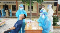 Ngày 25/7 có 1.755 ca Covid-19 xuất viện, hơn một nghìn người tình nguyện chống dịch tại TP.HCM