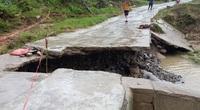 Video: Thanh Hóa nhanh chóng sơ tán dân, khắc phục hậu quả mưa lũ tại khu vực biên giới