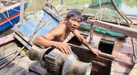 Ninh Bình: Ngư dân mạnh dạn ra khơi xa đánh bắt nhiều loại hải sản tươi ngon
