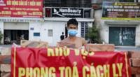 Tăng cường các biện pháp kiểm soát đi lại ở khu vực ngoại thành Hà Nội