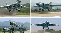 Vì sao Không quân Triều Tiên lại xuống dốc so với 60 năm trước?