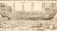 """Thời Minh Mạng, nước ta chế tạo """"thuyền bọc đồng"""", thuê người Pháp lái?"""
