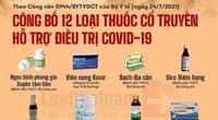 """Giá nhiều sản phẩm dược liệu """"hỗ trợ phòng Covid-19"""" tăng dù công văn đã thu hồi"""