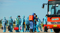 TT-Huế đón 239 công dân bằng máy bay trong số hơn 10.000 người ở TP.HCM đăng ký về tỉnh