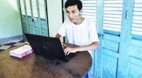 Vĩnh Long: Một học sinh đạt 3 điểm 10, là thủ khoa của tỉnh, có mẹ đi xuất khẩu lao động