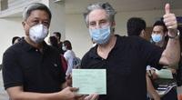 Tin vui: 17 bệnh nhân nặng, nguy kịch đầu tiên của Bệnh viện Hồi sức Covid-19 TP.HCM xuất viện