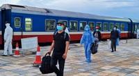 Hà Tĩnh: Xác định 1 trường hợp dương tính virus SARS-CoV-2 trở về trên chuyến tàu SE14
