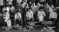 Những hình ảnh cảm động về người thương binh Việt Nam những năm 1980