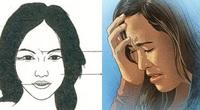 6 nét tướng của người phụ nữ tình duyên lận đận, hôn nhân trắc trở