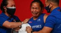 """Hạ VĐV Trung Quốc để giành HCV, đô cử Philippines """"khóc như mưa"""""""