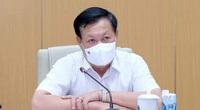 """Thứ trưởng Bộ Y tế Đỗ Xuân Tuyên: """"Các tỉnh cần 'chặt trong, chặt ngoài' để chống dịch Covid-19"""""""