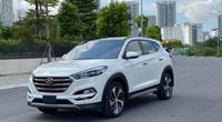 Khó tin độ giữ giá của Hyundai Tucson sau 3 năm lăn bánh