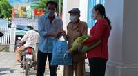 """Bà Rịa-Vũng Tàu: Tổ phụ nữ """"đi chợ tình nguyện"""" giúp người dân trong vùng dịch"""