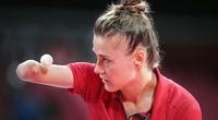 Nữ VĐV bóng bàn 1 tay tại Olympic 2020: Vùi dập đối thủ 4-0
