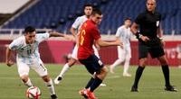 Kết quả bóng đá nam Olympic Tokyo 2020: Tây Ban Nha tiễn Argentina về nước