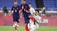 Kết quả bóng đá nam Olympic Tokyo 2020: Thua tan nát Nhật Bản, Pháp bị loại